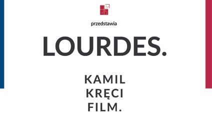 """Premiera filmu """"Lourdes. Kamil kręci film"""""""