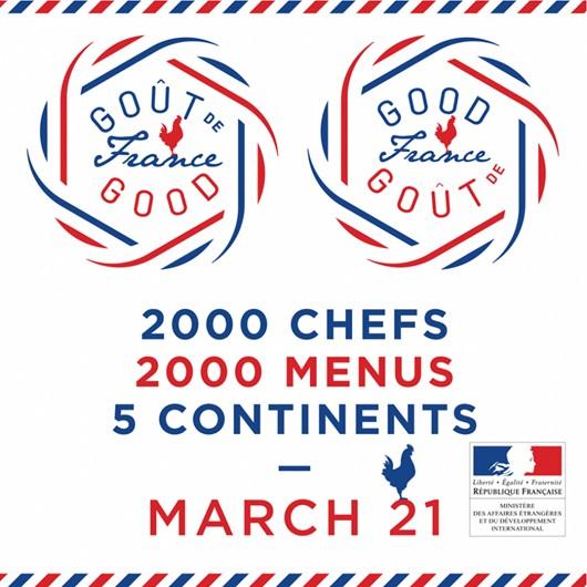Restauracja Magnolia uczestnikiem Goût the France 2017