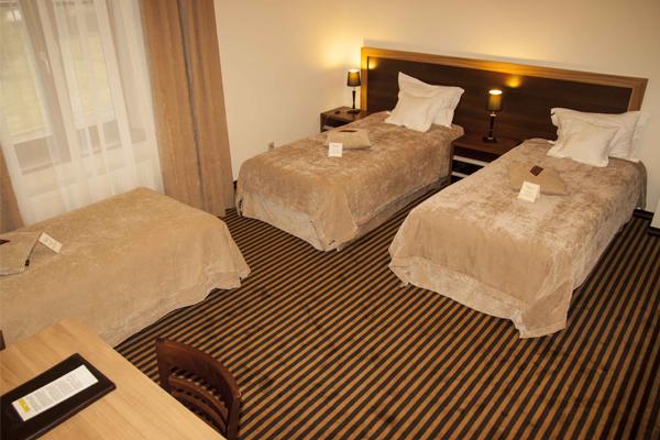 Pokój Comfort Plus trzyosobowy